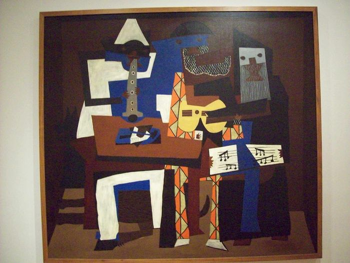 Picasso-at-MOMA